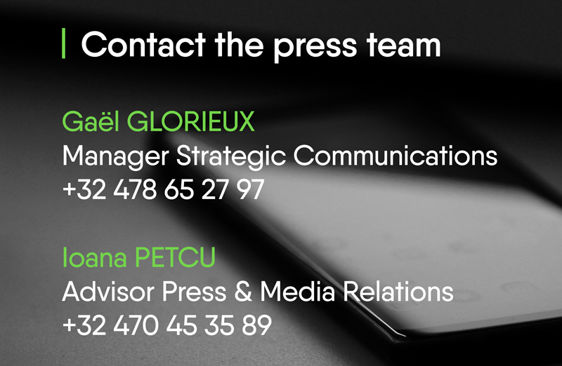 Contact the press team
