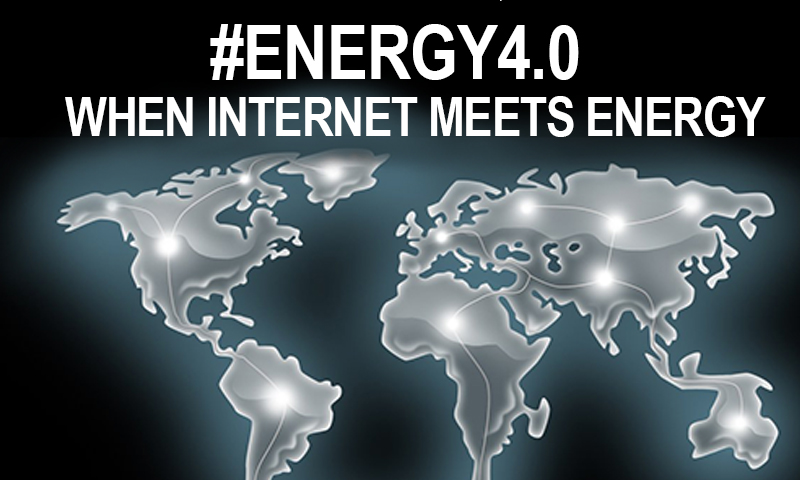 #ENERGY4.0 - When Internet Meets Energy
