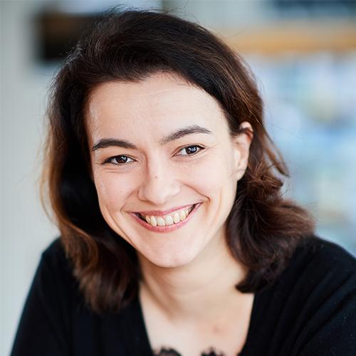 Helene LAVRAY