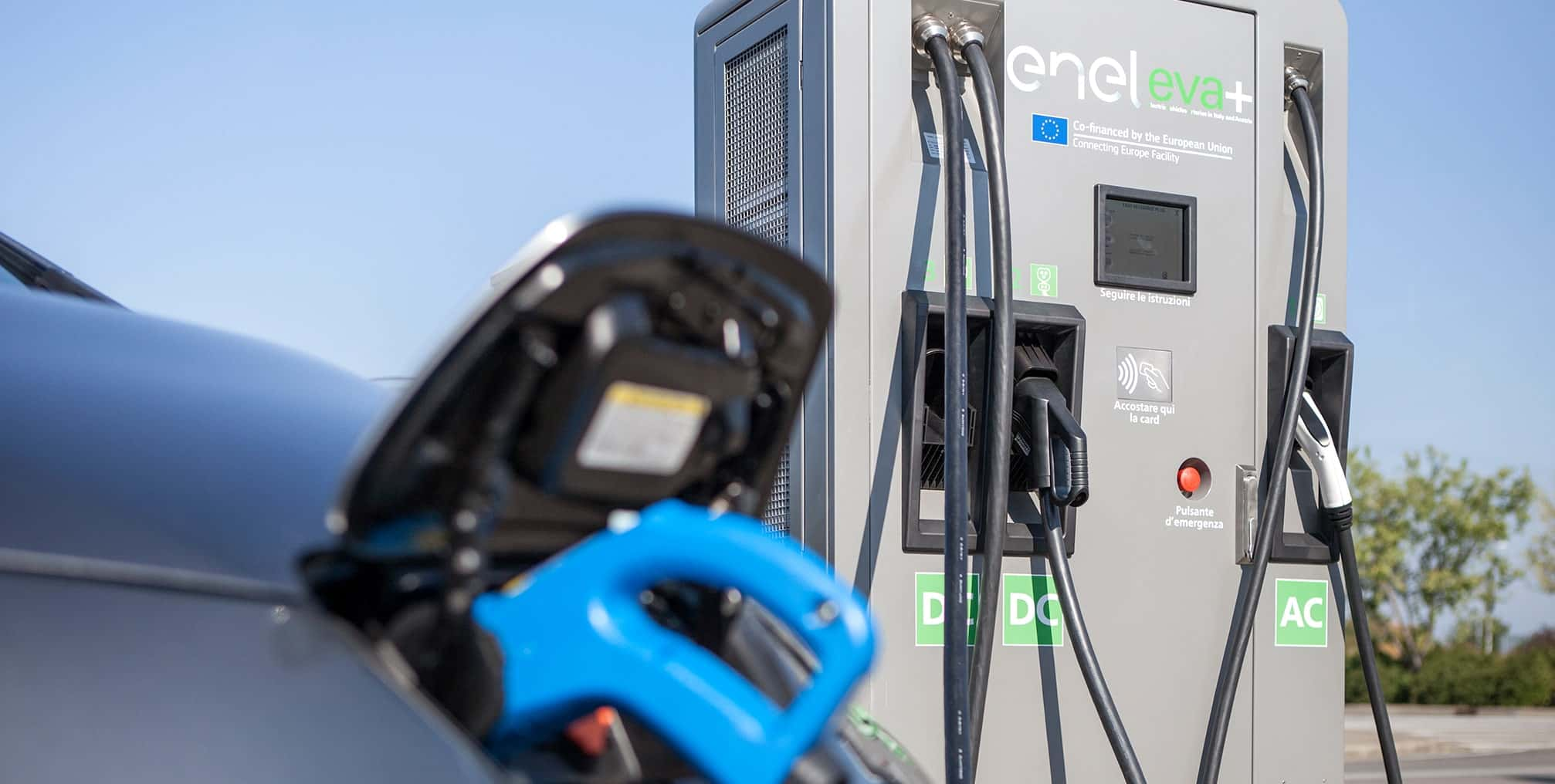 The National Plan for the installation of EV charging