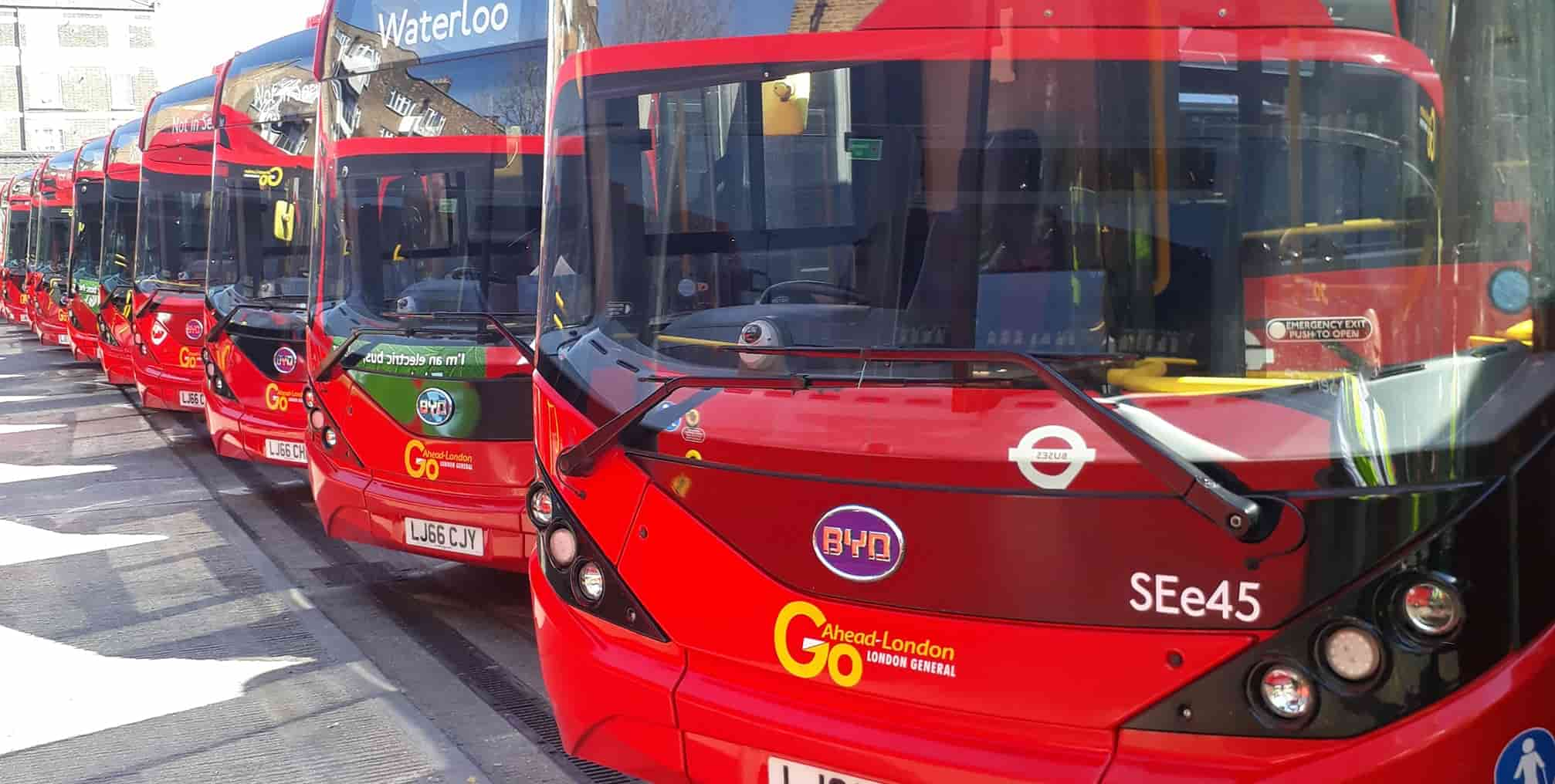 A greener future for London