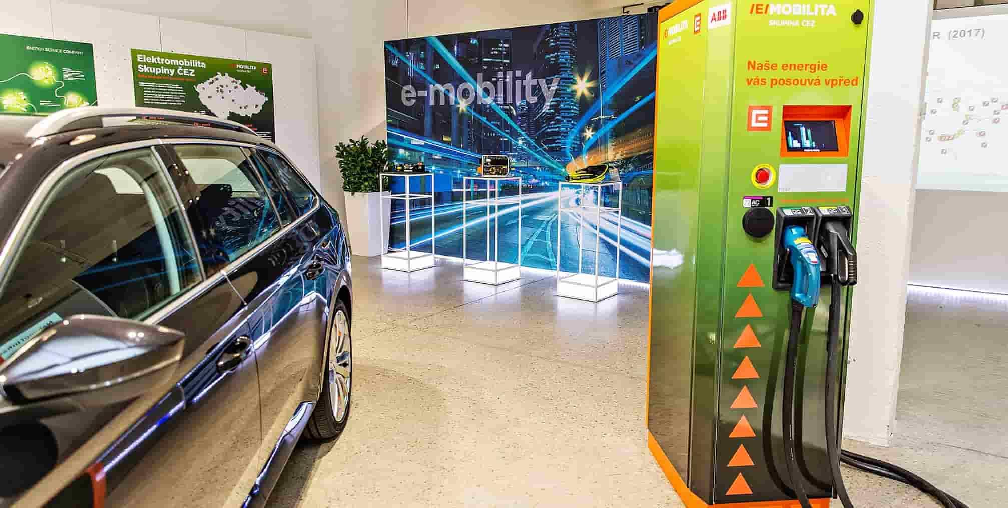 E-mobility CEZ