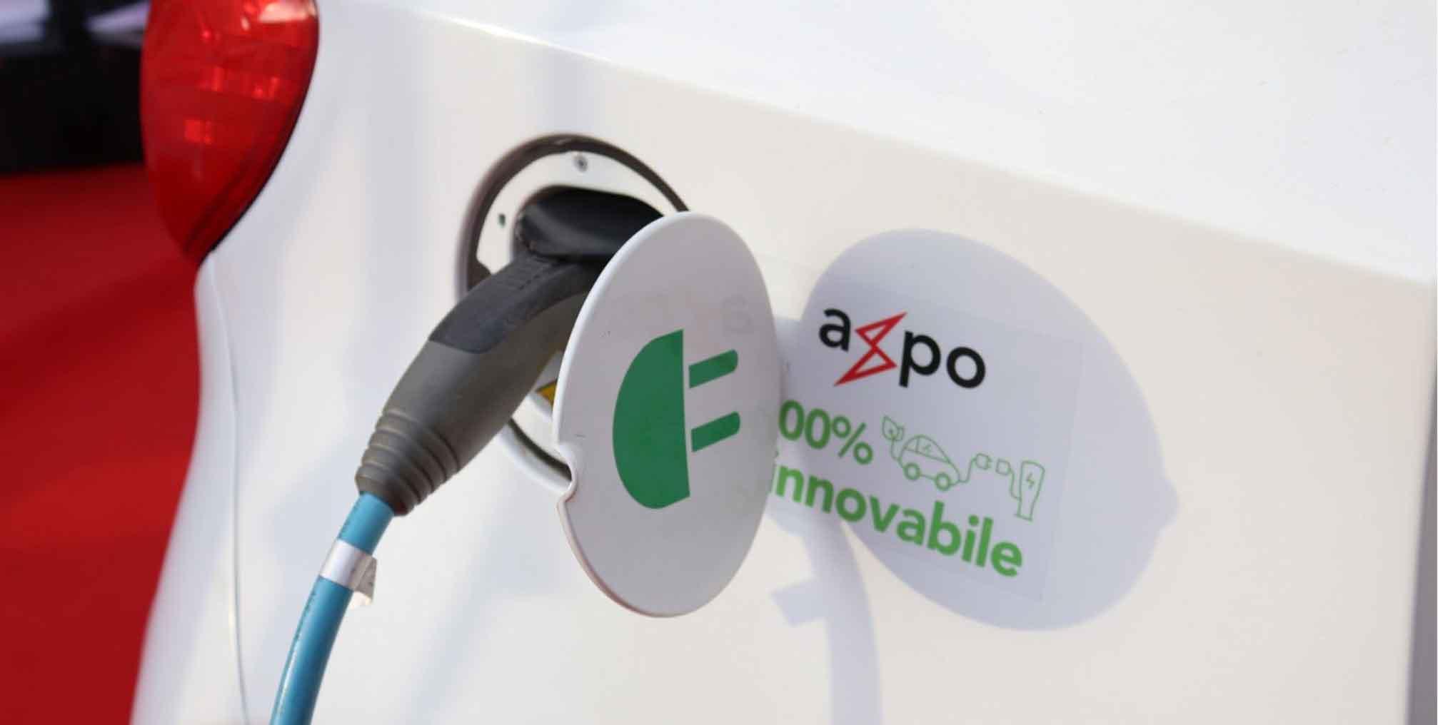 Axpo partnership with Sharengo