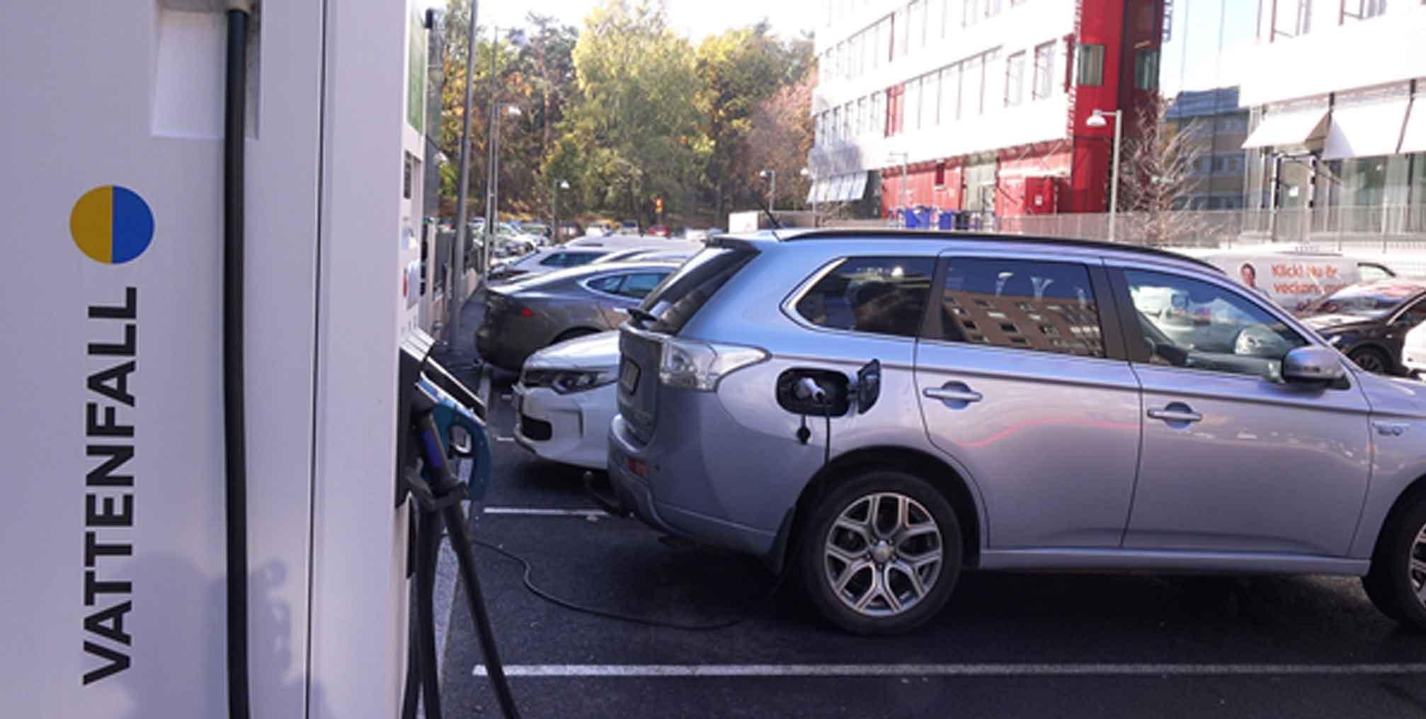 InCharge – European EV charging infrastructure network