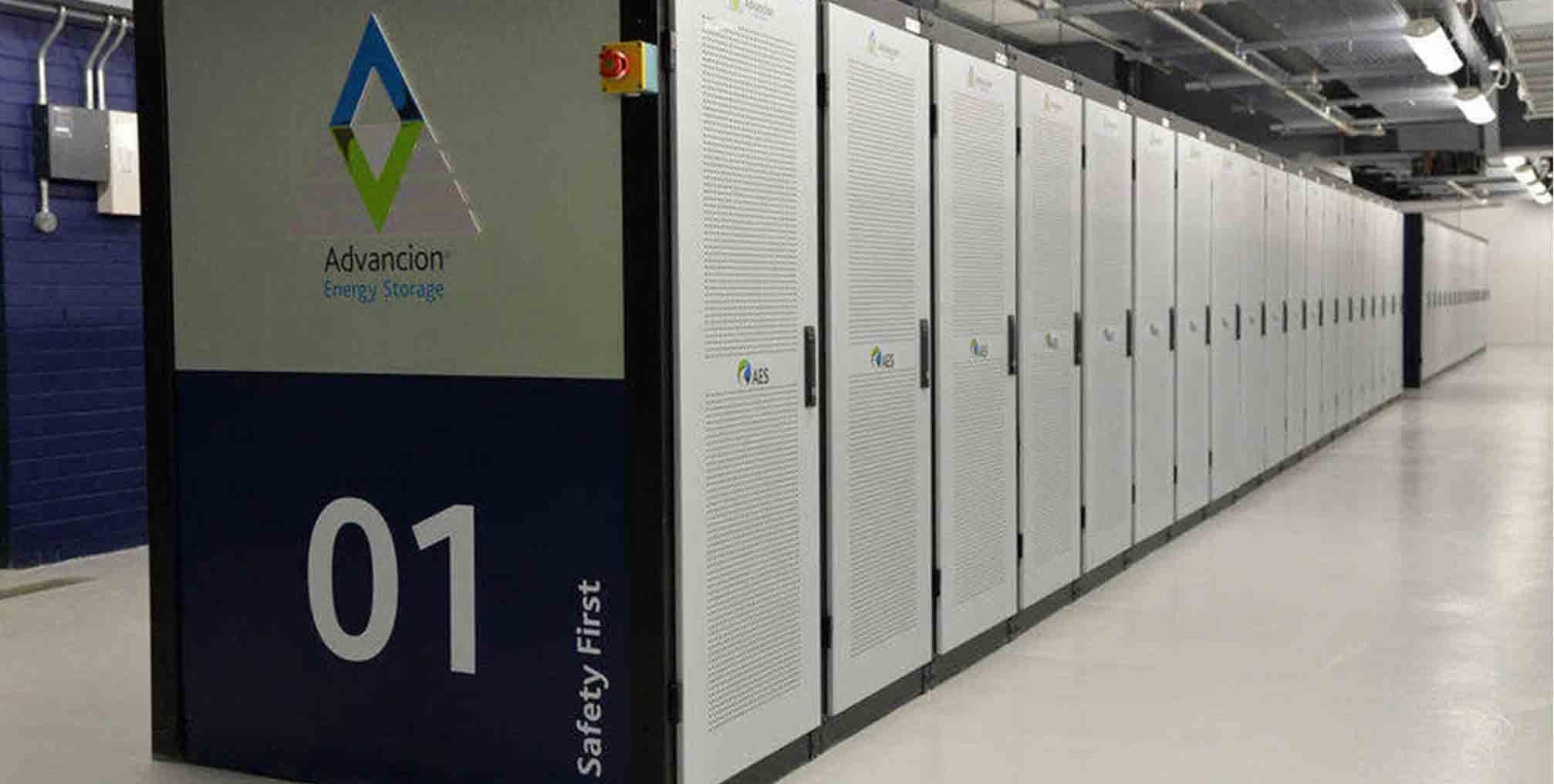Kilroot 10MW Battery Energy Storage Array