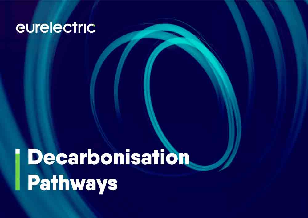 Decarbonisation pathways report frontpage