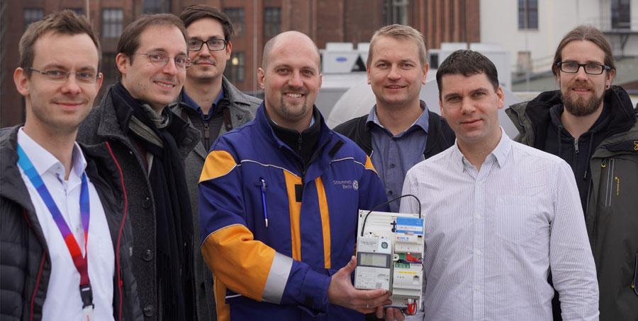 "WindNODE – Model region for the German ""Energiewende"" - Stromnetz Berlin GmbH"