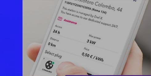 Juice Pass -  EV Charging app
