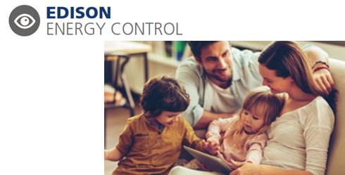 Edison Energy control