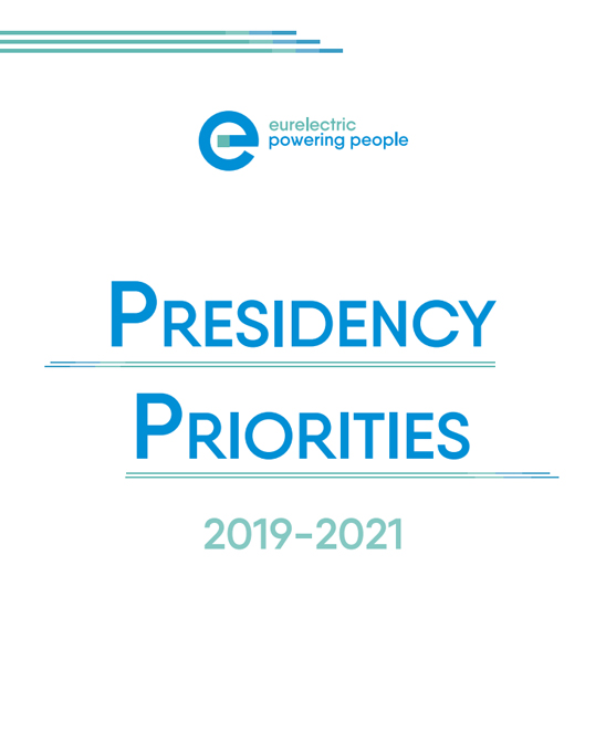 Presidency Priorities 2019-2021