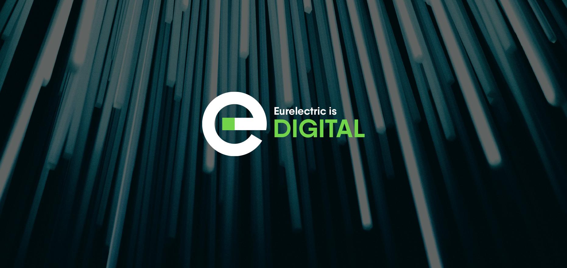 Eurelectric Is Digital Banner Website Slider