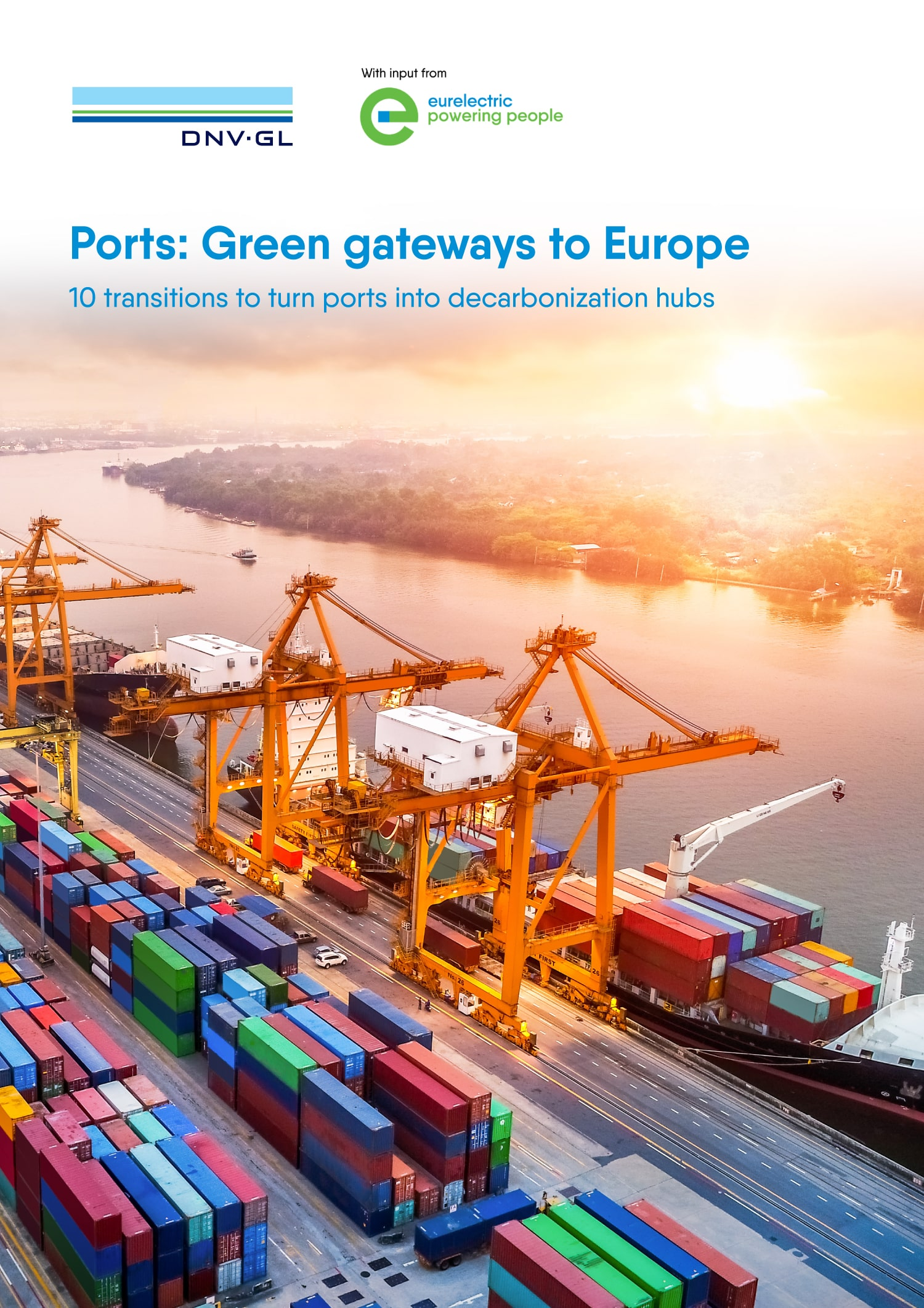 Ports Executive Summary Cover Image