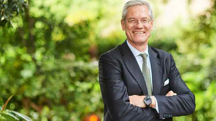Magnus Hall steps down as President of Eurelectric and reflects on the past years