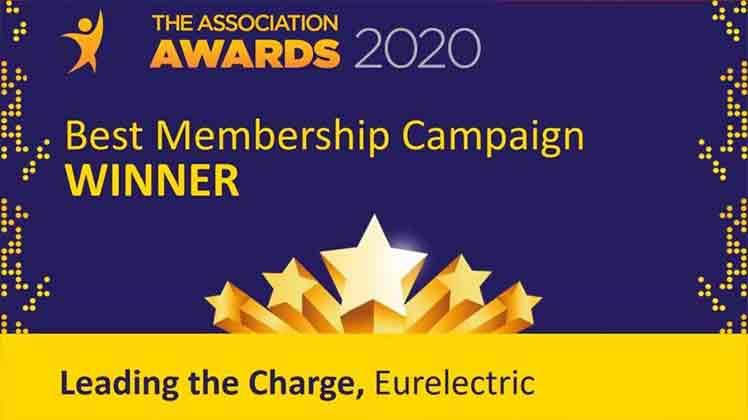 Best Membership Campaign Winner