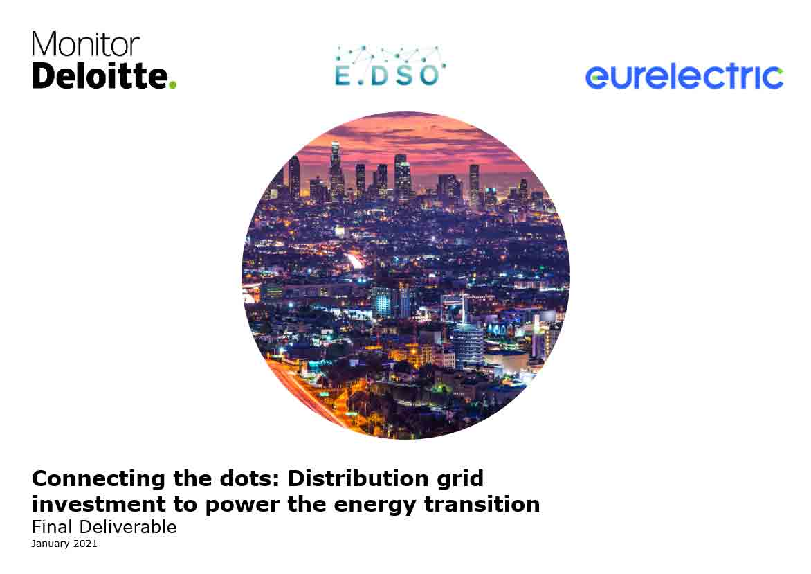 Connecting the dots: Distribution grid investment to power the energy transition