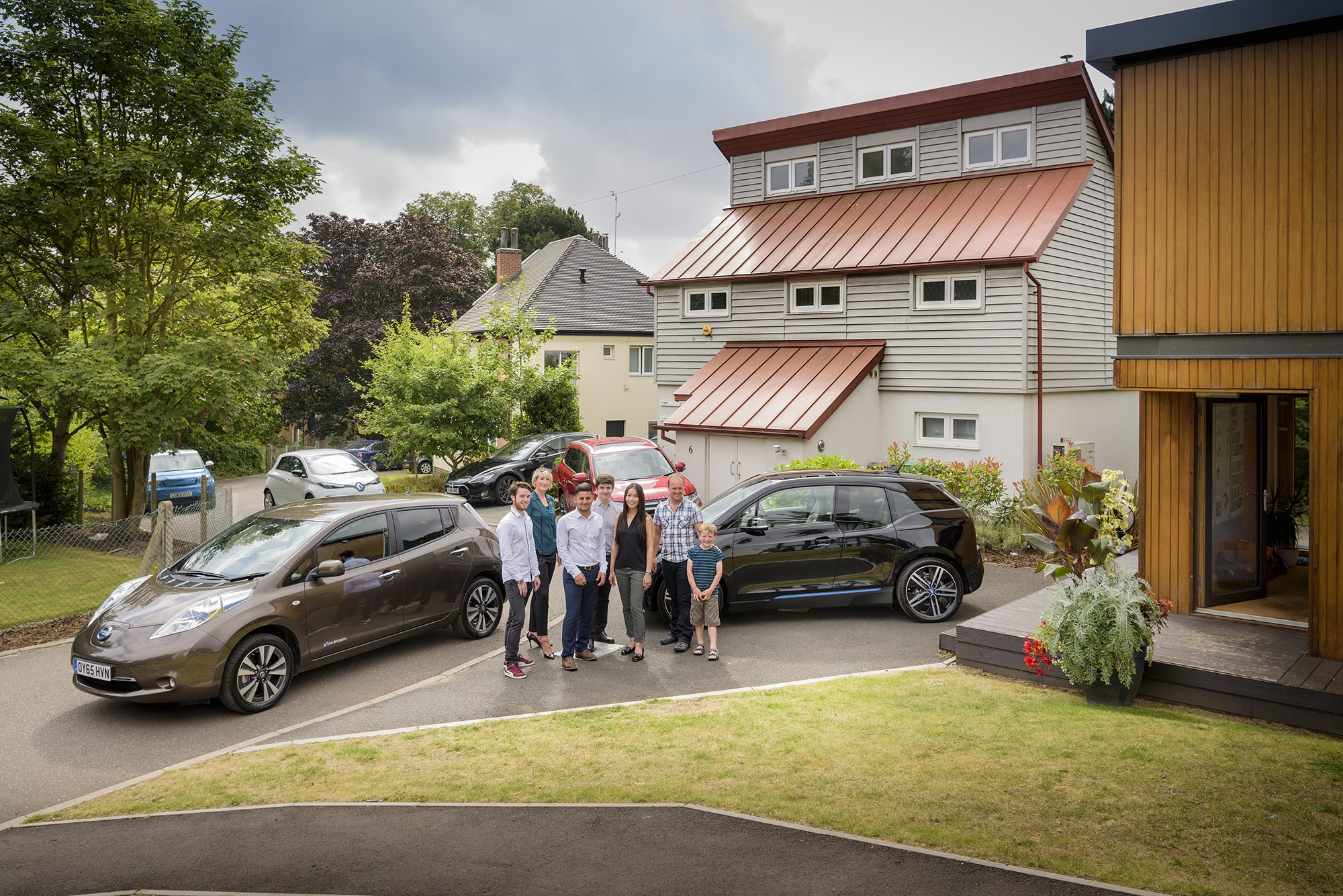Electric Nation – EV Drivers and Smart Charging