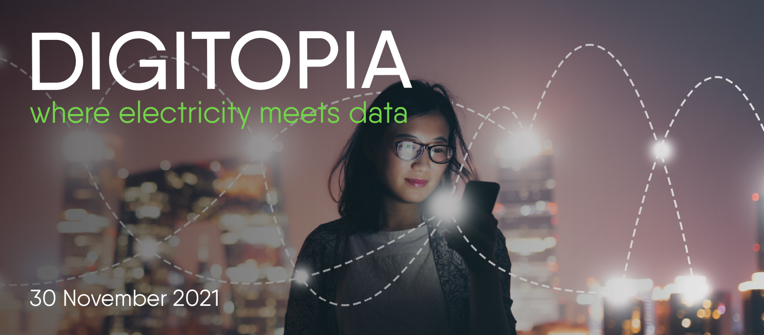 DIGITOPIA2021 Website Event